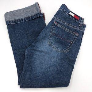 Tommy Jeans Logo Capris